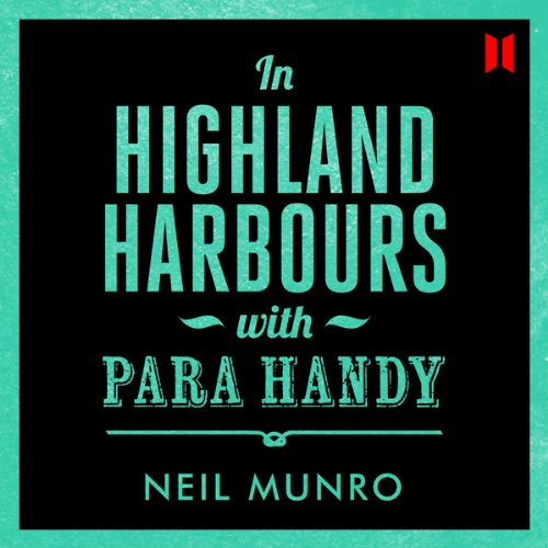 In Highland Harbours audiobook cover art