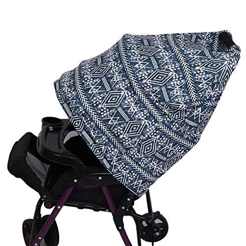 Fundas de lactancia para bebés, toalla de lactancia de mezcla multifunción para verano y otoño para asientos de coche de bebé para cochecitos a prueba de viento y sombreado para bebé