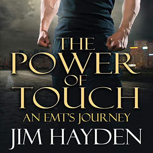 The Power of Touch audiobook cover art