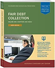 Fair Debt Collection 2 Volumes - Chapters/Index and Appendices - The Consumer Credit and Sales Legal Practice Series 9th Edition