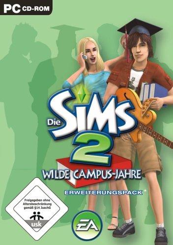 Die Sims 2: Wilde Campus Jahre