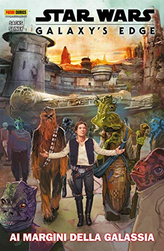 Star Wars: Galaxy Edge - Ai margini della Galassia (Star Wars Specials Vol. 21)