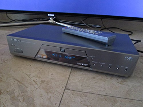 Check Out This Samsung DVD-N501 Nuon DVD Player