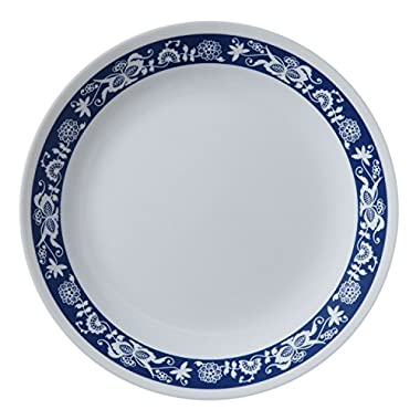 Corelle Livingware True Blue 8.5  Lunch Plate (Set of 4)
