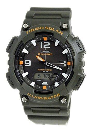Estándar de Casio Reloj analógico Digital Caballeros estándar Aq-S810W-3A