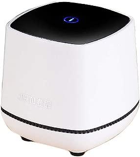 YANTING Desktop Computer Small Stereo Desktop Notebook Mobile Phone Usb Cable Home Mini Speaker Small Speaker Subwoofer (Color : White)