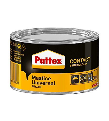 Pattex 1419318 Contact Mastice Universale, 300 g