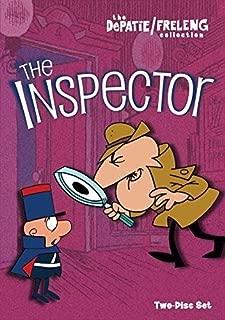 Inspector, The 34 Cartoons 2 Discs