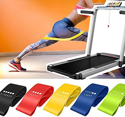 2 in 1 Folding Elastic Band Treadmill Accessory Accessorio per tapis roulant con fascia elastica pieghevole 2 in 1