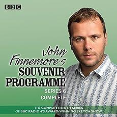 John Finnemore's Souvenir Programme - Series 6 Complete