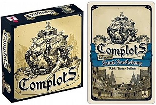 Complots - Jeu de base + Extension
