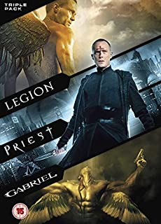 Gabriel/Legion/Priest [Region 2] by Paul Bettany