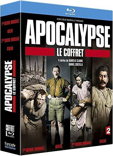 COFFRET APOCALYPSE - EDITION LIMITEE (France TV)