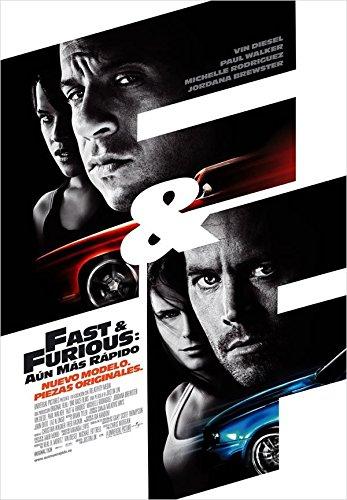 Fast & Furious - Neues Modell. Originalteile. (Blu-Ray)