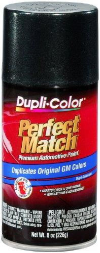 Price comparison product image Dupli-Color BGM0529 Dark Spiral Gray Metallic General Motors Exact-Match Automotive Paint - 8 oz. Aerosol