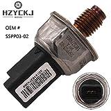 HZYCKJ Transducteur commun de régulateur d'injection de capteur haute pression de rampe d'alimentation OEM # 55PP03-02