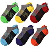 Comfoex Boys Socks Pairs Ankle