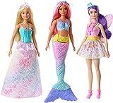 Barbie Dreamtopia 3 Dolls Buildup