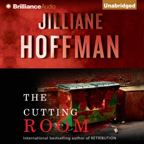 The Cutting Room audiobook cover art
