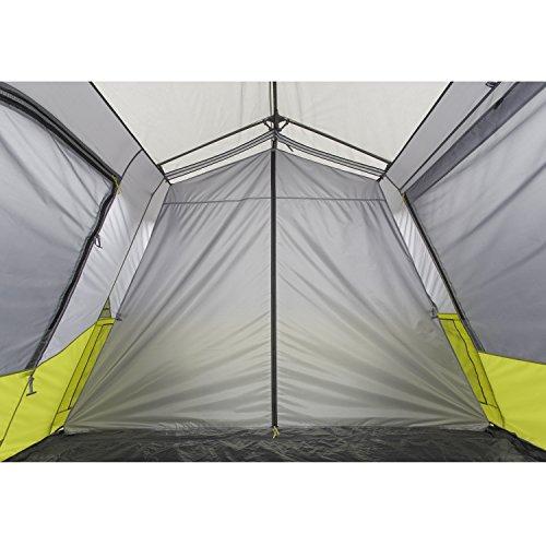 Core 9 Person Instant Cabin Tent - 14' x 9', Green (40008)