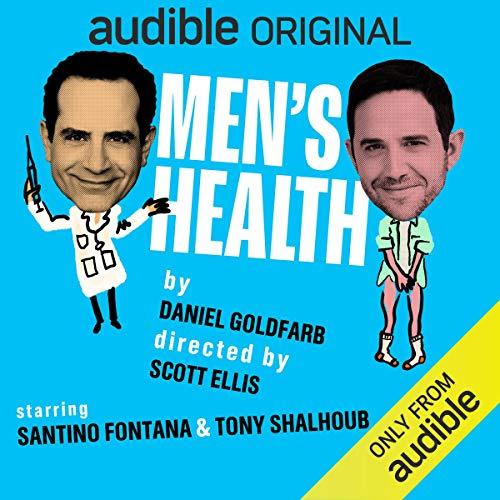 Men's Health book cover
