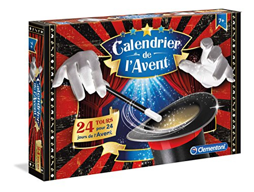 Clementoni Calendrier de LAvent - Magie- 52333