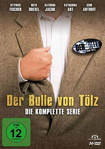 Der Bulle von Tölz - Die komplette Serie (36 Discs)