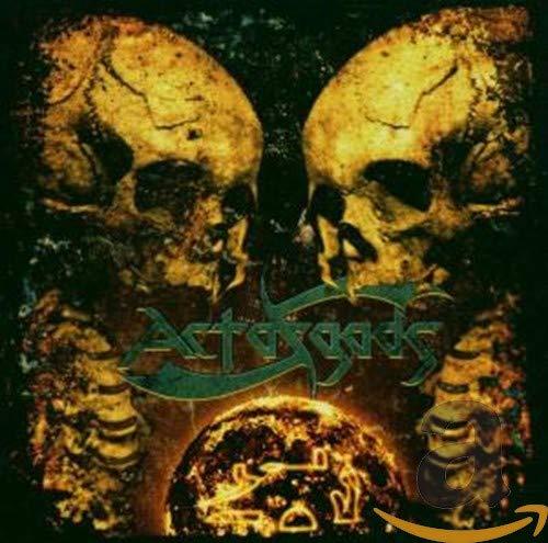 Act of Gods: Maat (Audio CD)