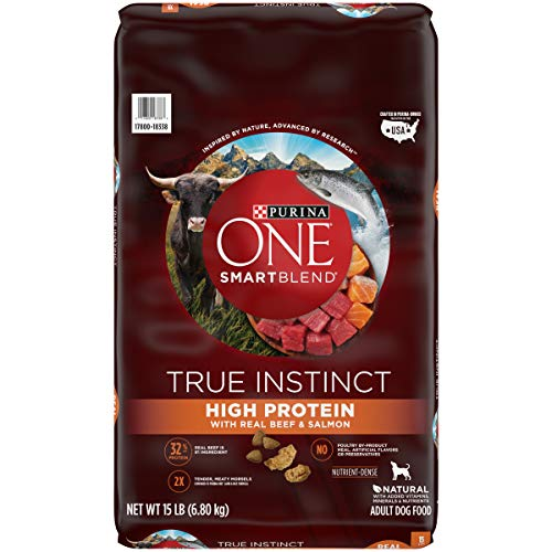 Purina One High Protein Dog Food