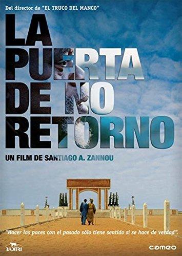 The Door of No Return ( La puerta de no retorno ) [ NON-USA FORMAT, PAL, Reg.0 Import - Spain ] by Alphonse Zannou