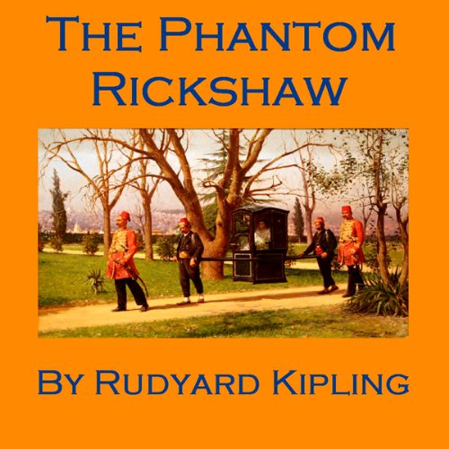 The Phantom Rickshaw cover art