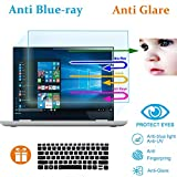 2 Pack AntiBlueLight Anti Glare Screen Protector Fit Lenovo Yoga 720 2-in-1 15.6' Touch-Screen Laptop...