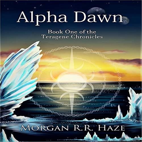 Alpha Dawn audiobook cover art