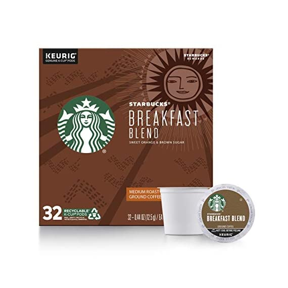 Starbucks Dark Roast K-Cup Coffee Pods — Sumatra for Keurig Brewers — 1 box (32 pods) & Dark Roast Ground Coffee… 1 FLAVOR AND ROAST: Starbucks Caffè Verona coffee is well-balanced and rich with a dark cocoa texture A PREMIUM CUP: Starbucks coffee is crafted with expertly roasted 100 percent arabica coffee beans FOR KEURIG BREWERS: Starbucks K-Cup pods are designed for use with the Keurig Single Cup Brewing System