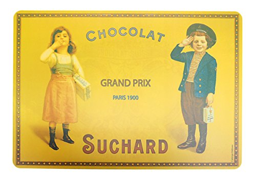 Cartexpo 40686 Alimentation Set de Table Suchard