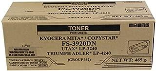 Compatible Black Toner Cartridge Alternative for Kyocera 1T02LX0US0 Model TK-352