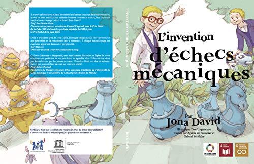 L'invention d'échecs mécaniques : Le garçon éco-inventeur 3 (Voix des Générations Futures t. 9) (French Edition)