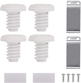 KONDUONE Ultra Durable W10869845 Stacking Kit for Maytag Whirlpool Dryer -Designed for Hybridcare, Long Vent and Standard Dryer -Replaces W10298318 W10298318RP W10761316 -Fits 27