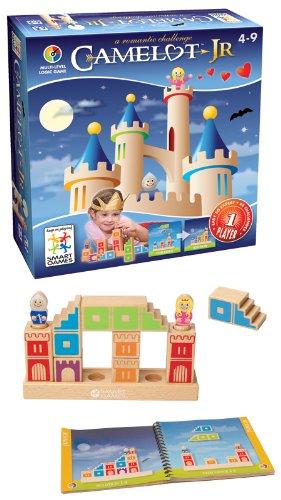 Smart Games - SG 011 - Jeu enfant - Camelot - Jeu De Réflexion Et De Logique Amusant