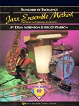 W31P - Standard of Excellence Jazz Ensemble Method: Piano