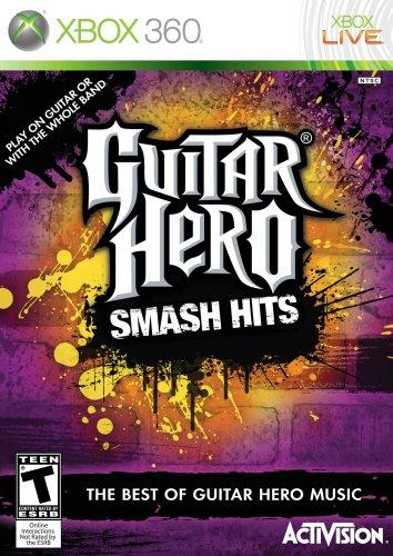 Guitar Hero Smash Hits - Xbox 360 by Activision