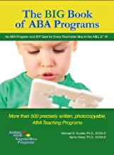 The BIG Book of ABA Programs