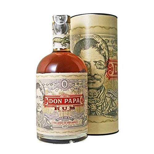 Don Papa, Small Batch Aged in Oak - 0,70L