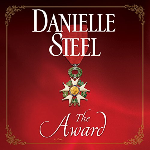 The Award audiobook cover art