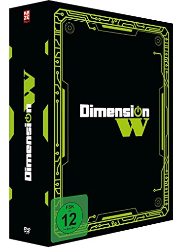 Dimension W - Vol.1 - [DVD] mit Schuber