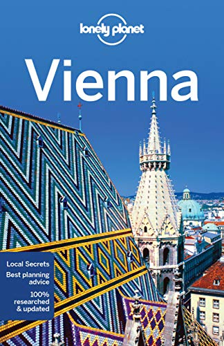Lonely Planet Vienna [Versione Inglese] [Lingua Inglese]