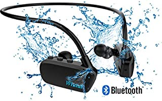 AQB18BLK WINTAL 8Gb Bluetooth Aqua Buds Waterproof Black 8Gb Built-in Flash Memory 8Gb Built-in Flash Memory, Mp3, Wma, Ap...