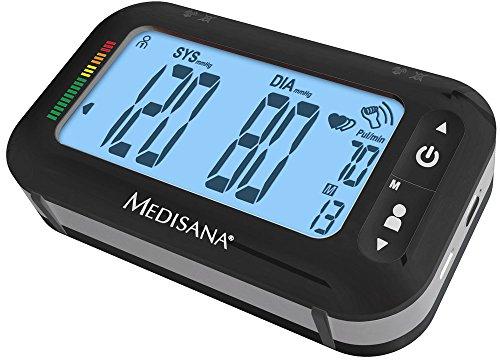 Monitor-Blutdruck für Querlenker