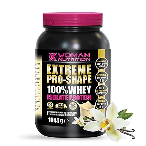 EXTREME PRO-SHAPE VANIGLIA Whey Protein 100% – 1041g