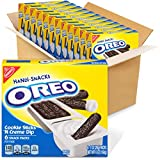 72 1 oz packs of Handi-Snacks OREO Cookie Sticks 'N Crème Dip Snack Packs The same, rich OREO creme from milk's favorite cookie Chocolate cookie sticks are perfectly dippable Quick snack to toss in backpacks, travel packs and purses Take anywhere sna...